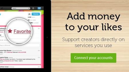 Flattr plantea una manera de monetizar el contenido que publicamos en redes sociales