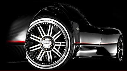 Pagani Zonda Roadster F Clubsport, nuevo rey del 'Ring
