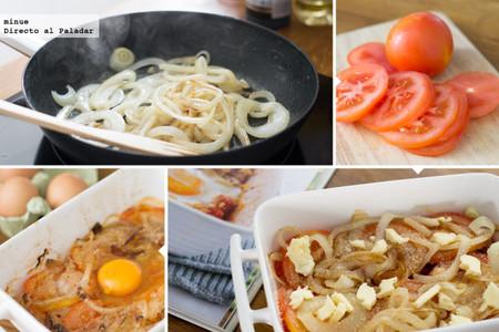 Guarnición de tomates al horno - 2