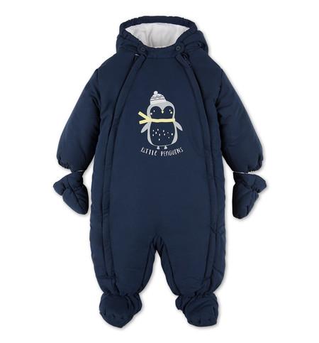 Buzo Bebe Azul Marino