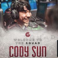De la élite a la segunda categoría, Cody Sun jugará en la academia de Clutch Gaming