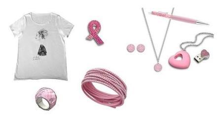 Pink Hope 2013. El otoño es de color de rosa gracias a Swarovski