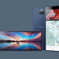 Sony Xperia 10 y 10 Plus, la renovación de su gama media apuesta por una pantalla 21:9