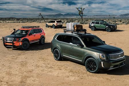 Este Kia Telluride es el Kia más grande hasta la fecha: un SUV para América con ocho plazas y motor V6