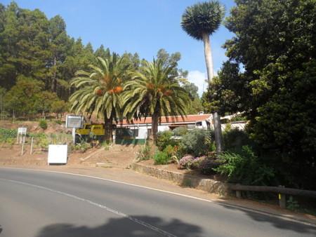 Reten De La Casa Forestal De La Esperanza