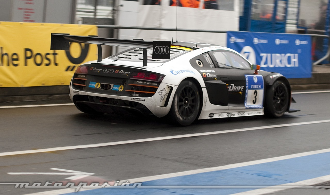 Foto de La increíble experiencia de las 24 Horas de Nürburgring (8/114)