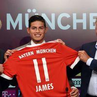 Fichaje de James Rodríguez desata ola de insultos en redes sociales contra el Bayern de Múnich