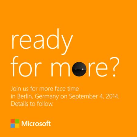 Microsoft prepara novedades para el 4 de septiembre, Lumia 830 en el horizonte