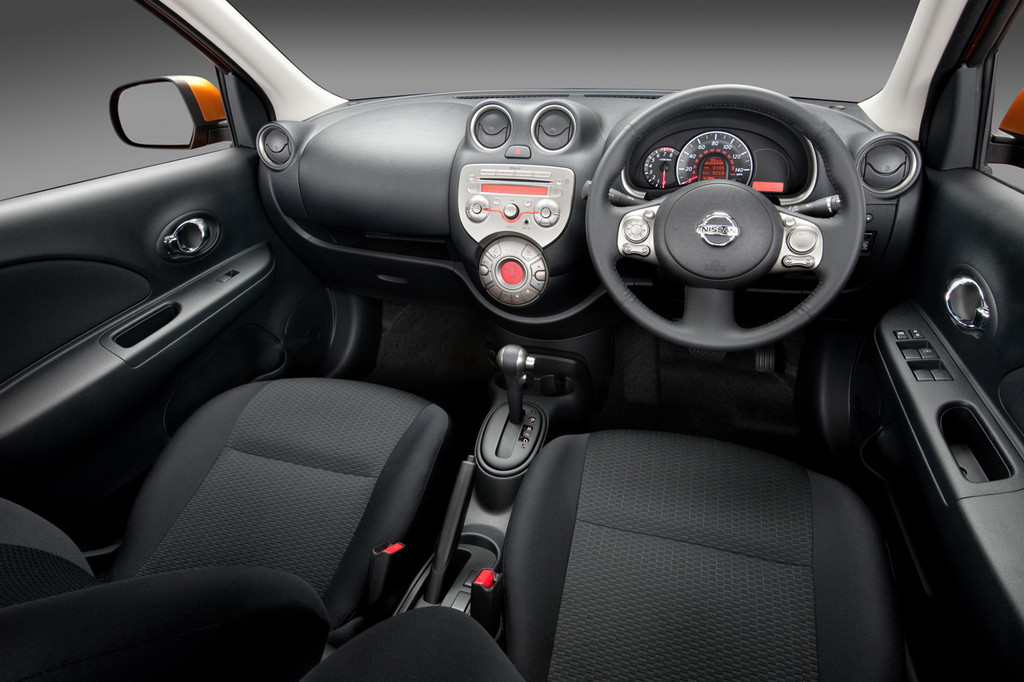 Foto de Nissan Micra 2010 (60/63)