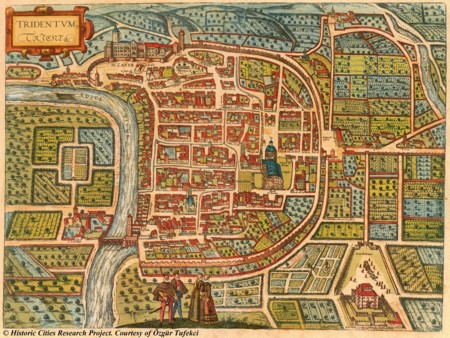 5 Trento 1581