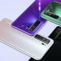 Huawei Nova 7 SE 5G: un gama media con tecnología 5G y carga ultra-rápida