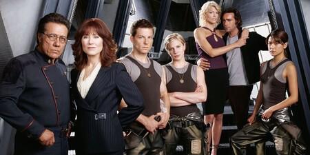Battlestar Galactica Fot