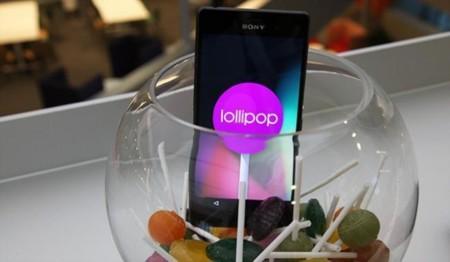 Sony revela qué dispositivos actualizarán a Android 5.1