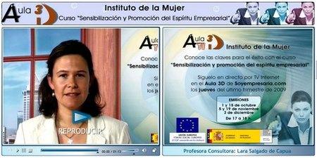 Inscríbete en el Complejo virtual para emprendedoras y empresarias