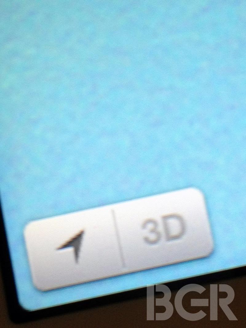 Foto de Posible interfaz de los mapas de iOS 6 (2/5)