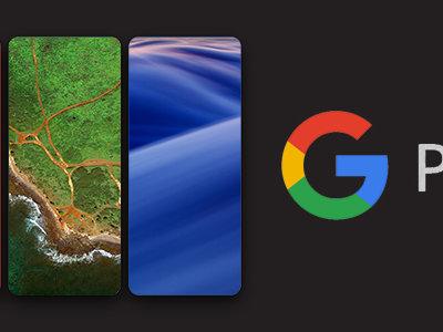 Aquí puedes descargar todos los wallpapers de los nuevos Pixel de Google