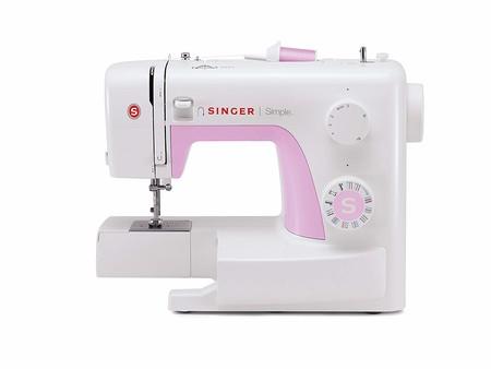 Oferta flash en la máquina de coser Singer 3223 Simple: hasta medianoche cuesta 93,27 euros con envío gratis en Amazon