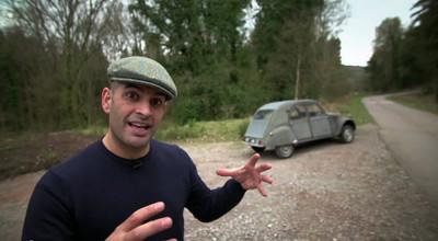 Chris Harris se irá a Top Gear y esta historia puede ser la prueba que lo corrobora