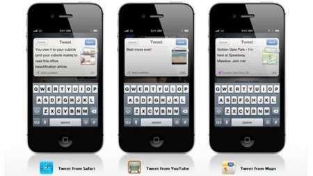 Integración de Twitter en dispositivos con iOS 5