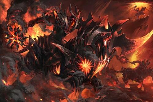 Estos son los motivos del regreso de Chaos Knight a las partidas competitivas y públicas de Dota 2