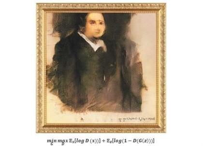 Retrato de Edmundo belamy