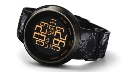 El reloj de Gucci en edición especial para los Grammy
