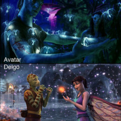 Foto 1 de 7 de la galería avatar-vs-delgo en Espinof