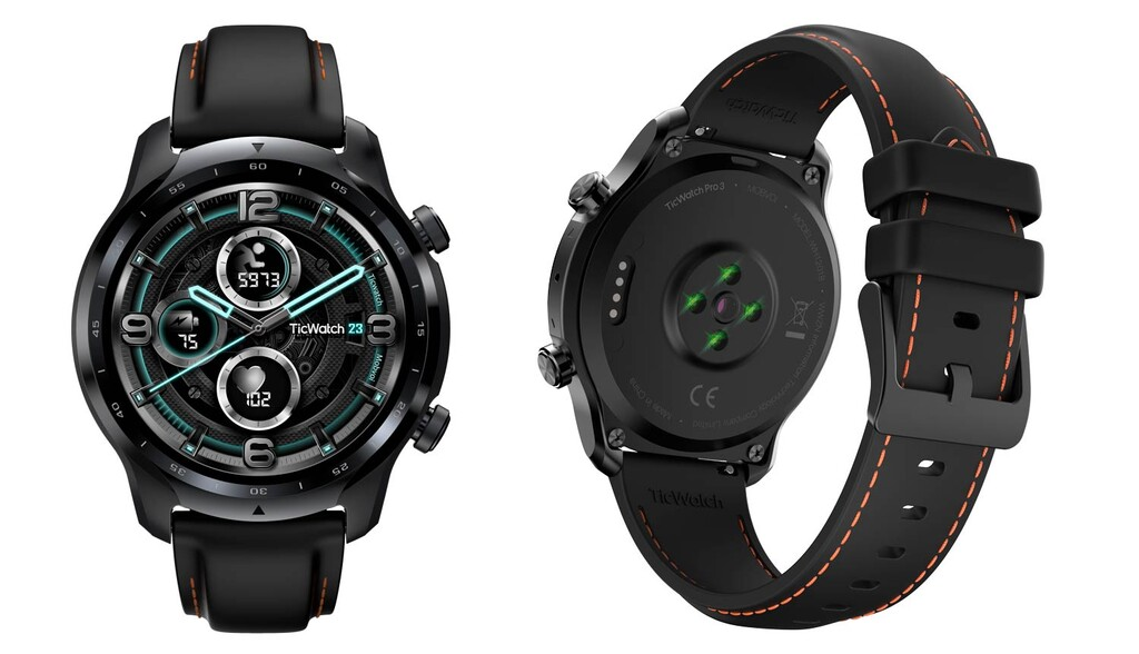 TicWatch Pro 3, un smartwatch de elevadas posibilidades que mantiene la doble monitor y eleva la capacidad de su batería