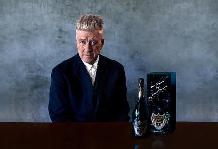 David Lynch diseña para Dom Pérignon