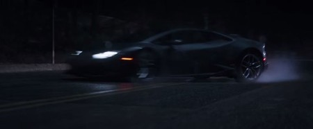Doctor Strange Lamborghini