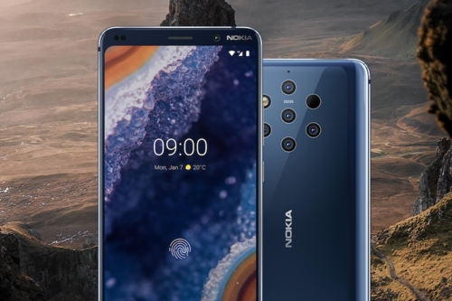 El Nokia 9 PureView es oficial: cinco cámaras traseras para probar que más es mejor