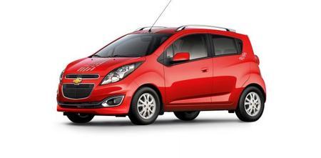 Llega a México Chevrolet Spark Dot 2014