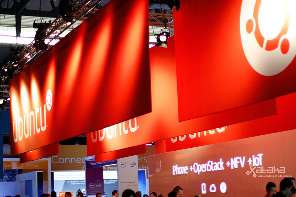 Foto de Canonical y Ubuntu en MWC16 (23/23)