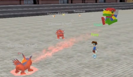 Sorpresas navideñas en Digimon Masters Online incluyen a ToyAgumon