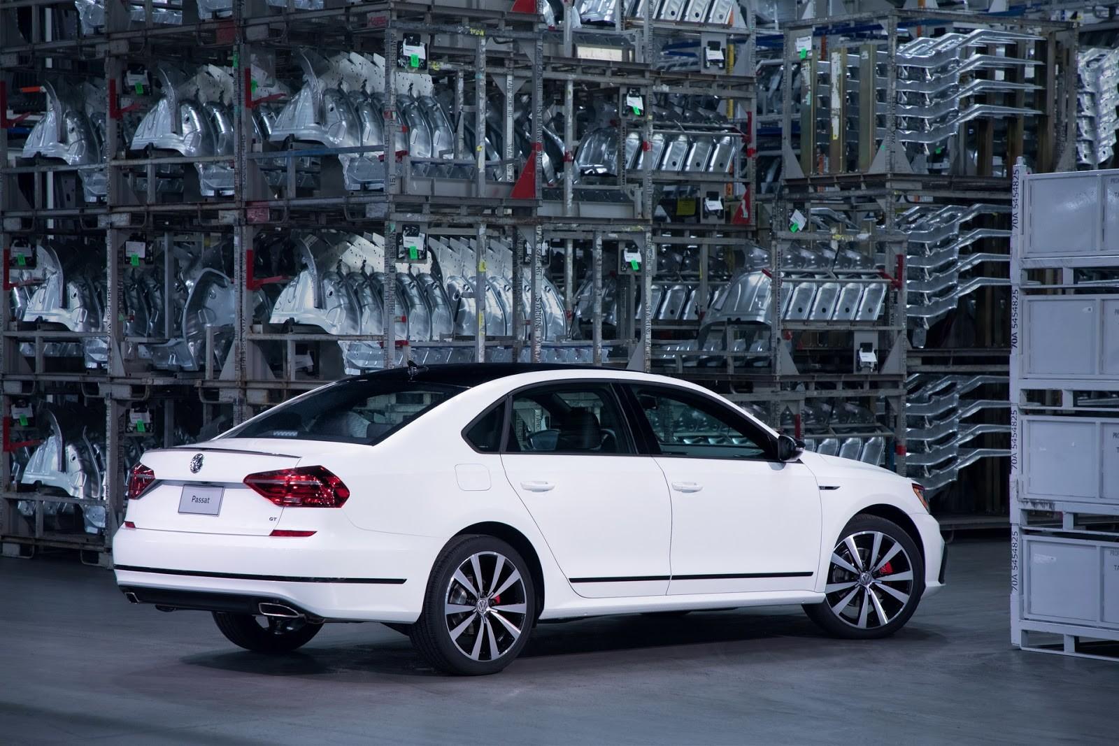 Foto de Volkswagen Passat GT (4/21)