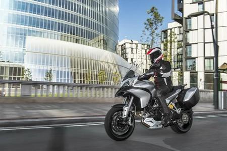 La Ducati Multistrada con 3.000 euros de oferta