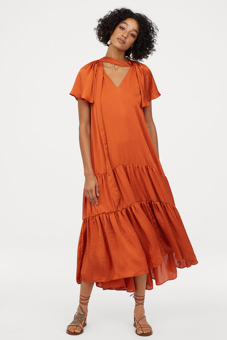 Vestidos Holgados