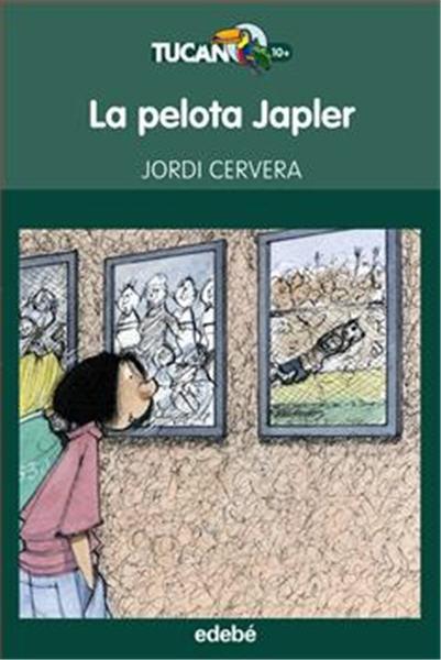 'La pelota Japler': una increíble aventura que os recordará vuestra infancia y atraerá a vuestros hijos