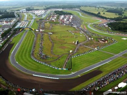 Horarios para el Gran Premio de Gran Bretaña