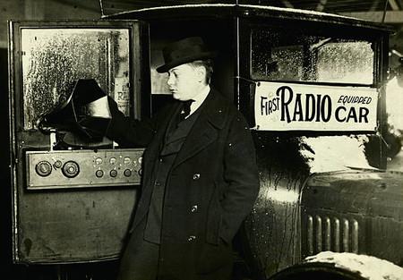 Evolución de los radios para automóvil