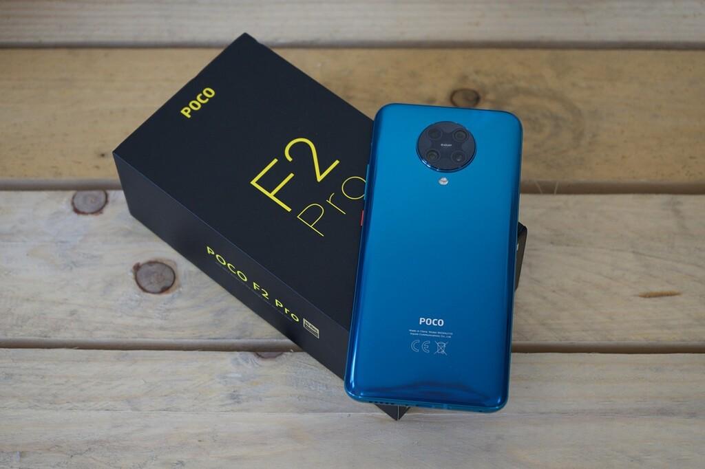 Cazando Gangas: Xiaomi Poco F2 Pro a precio demencial, Xiaomi Mi Note 10 Lite casi regalado y más ofertas antes de Black Friday