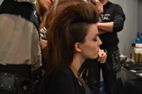 Sala maquillaje Mercedes-Benz Fashion Week Madrid Otoño-Invierno 2014/2015