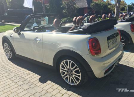 MINI Cabrio 2016 Presentacion 3