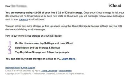 iCloud, sus 5GB gratuitos y a qué van a estar dedicados: Apple no quiere dedicarse a vender almacenamiento online