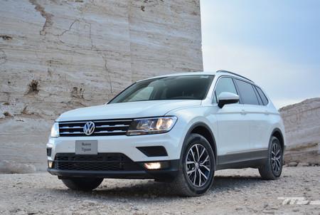 Volkswagen Tiguan 2018 2