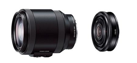 Sony añade dos nuevos objetivos a su gama E