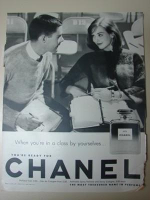 Foto de Chanel No. 5 - publicidad del 30 al 60 (29/61)