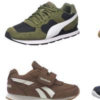 Chollos en tallas sueltas de zapatillas Reebok, Under Armour, Adidas o Puma en Amazon
