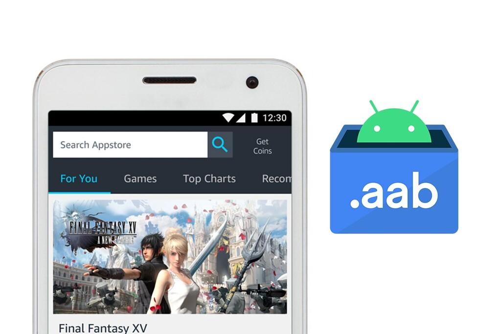 La Appstore de Amazon soportará también App Bundles, aunque serán opcionales