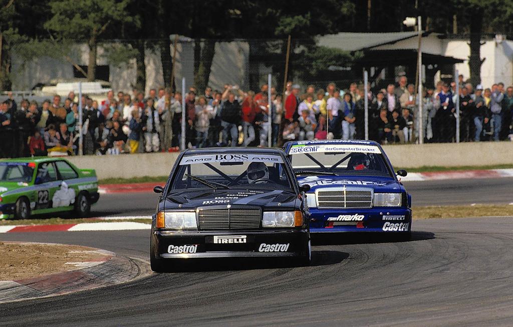 Mercedes 190 E DTM AMG 50 años